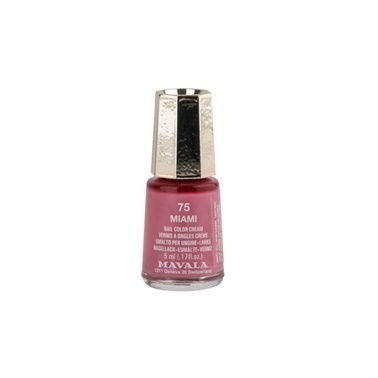 Mavala Mini Color 75 Miami 5ml Oje Pembe